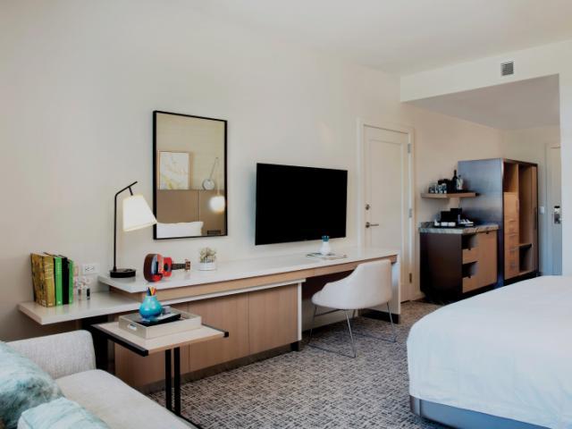 Guest room amenities - Guest room amenities at Art Ovation Hotel