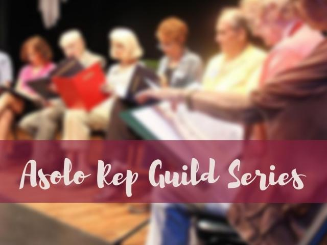 Asolo Rep Guild Series: Holiday Twist of the Dial