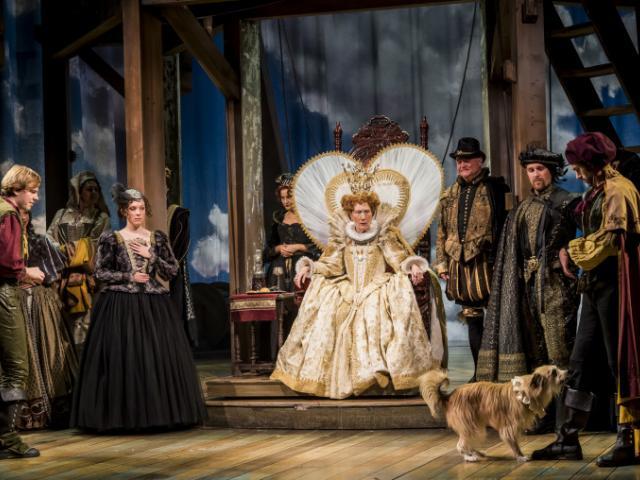 Asolo Rep SHAKESPEARE IN LOVE - Cast of Asolo Rep's production of SHAKESPEARE IN LOVE. Photo by Cliff Roles.