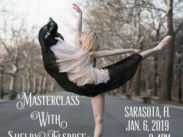 MASTER CLASS with SHELBY ELSBREE