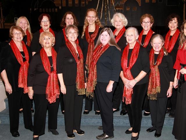 Belle Canto Women's Chorus Celebrates St. Patrick's Day at Siesta Key Chapel