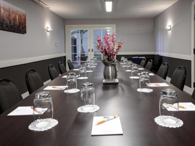 The Martin Boardroom