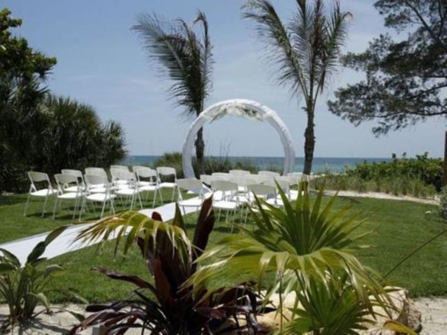 Ocean View Ceremony - Our sister property, On The Beach, is perfect for  an intimate ocean-view ceremony