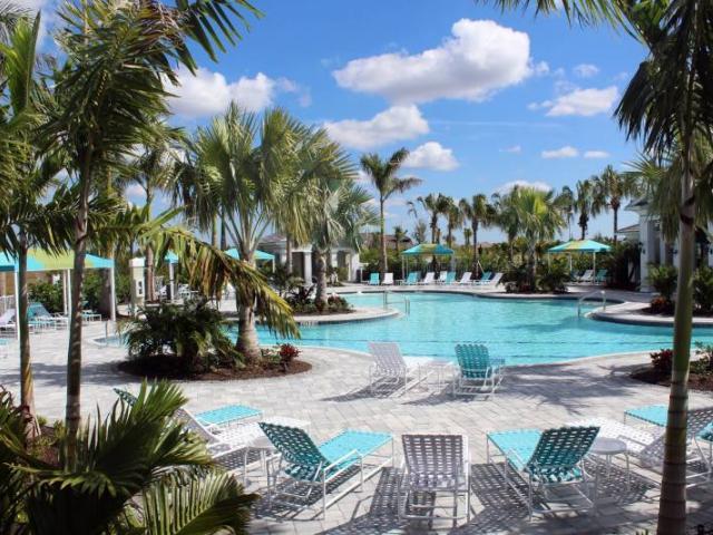 Boca Royale Resort Pool - Boca Royale Golf & Country Club Resort Pool in Englewood, FL