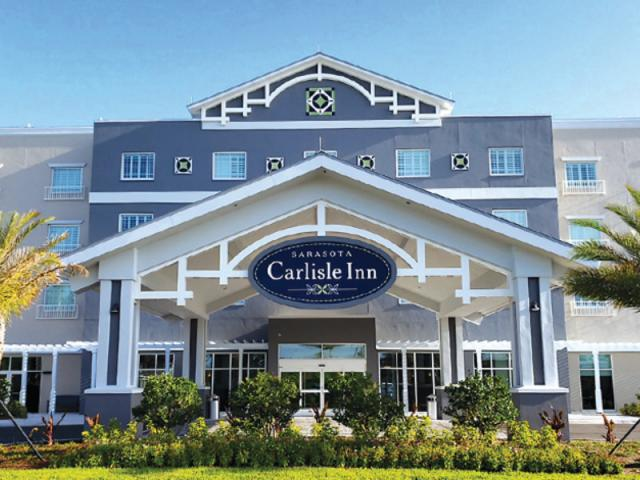 Carlisle Inn Sarasota - A new 100-room hotel located in the Pinecraft community, the heart of Sarasota's Amish settlement. Stay in peace and comfort, just minutes away from Sarasota's top-ranked beaches.