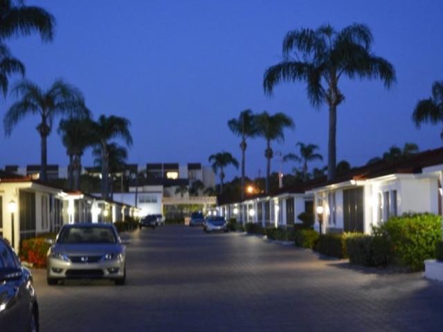 Twilight at The Casa Blanca Villas