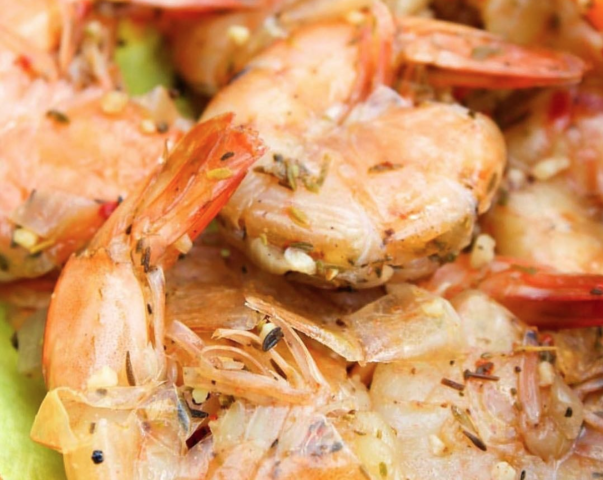 Cha Cha Coconuts - The secret to what makes our Peel & Eat Shrimp so irresistible: We boil them in Red Stripe beer with vegetables, lemon and a blend of tropical spices. Served with remoulade and cocktail sauces, you won't be able to stop nibbling!
