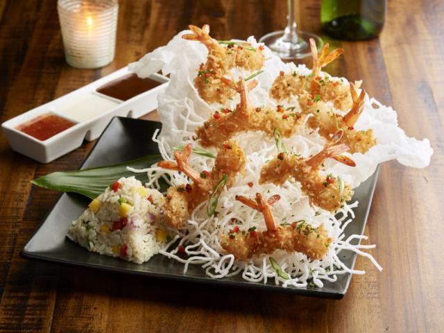 Coconut Crunchy Shrimp