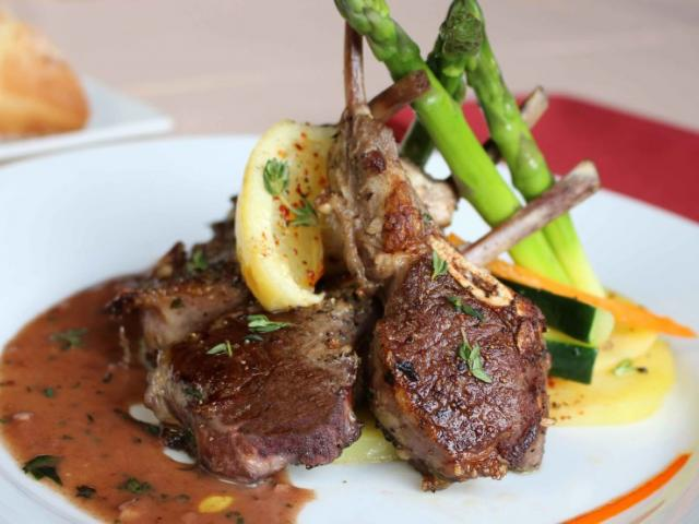 Braised Lamb - Your favorite meats expertly cooked.