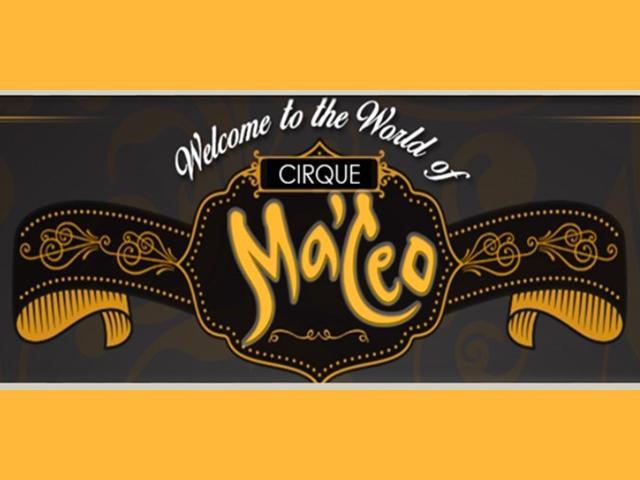 Cirque Ma'Ceo under the Big Top