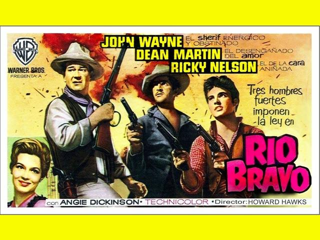 "Classic Movies at the Opera House present ""Rio Bravo"""