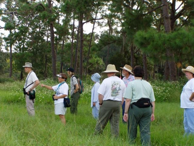 Coastal Climate Walk: Felts Preserve