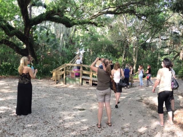 Coastal Climate Walk: Florida's First People