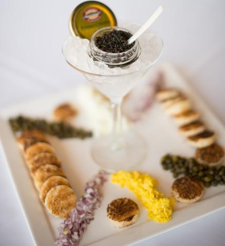 Caviar - Galilee Israeli Osetra Caviar