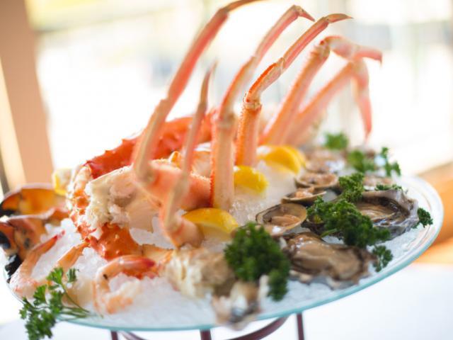 Seafood Indulgence - Seafood Indulgence