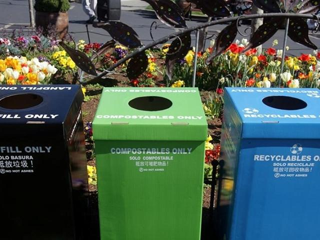 Discovery Saturdays - April 13: Recycling & Composting