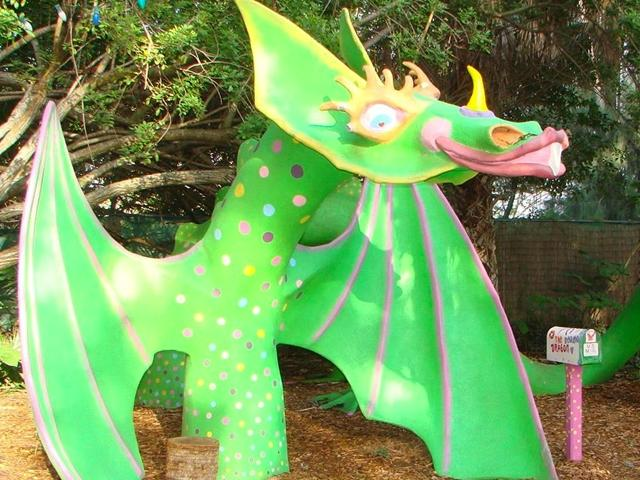 Dragon Hunt At The Children's Garden - Saturday, July 28th