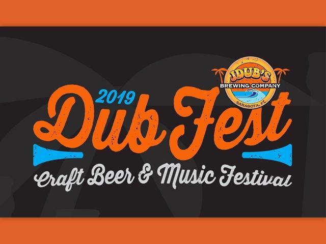 DUB FEST - JDub's Brewing Co. 5th Anniversary Music Festival