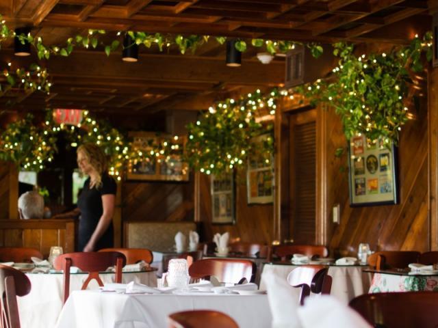 The Haye Loft Dessert Room