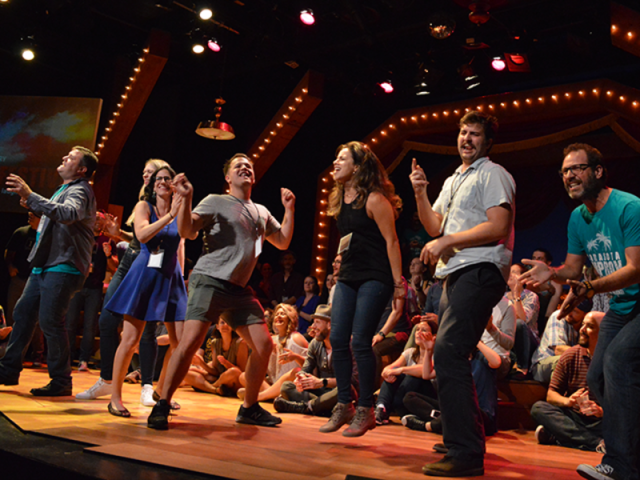 Improv Comedy - Founded in 2001, FST Improv has become wildly popular, growing to include new formats and show themes. FST Improv also hosts the annual Sarasota Festival, which draws performers and audiences from all over the world for a jam-packed weekend of spontaneous creativity.