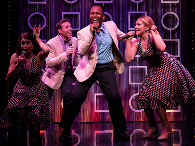 """Cabaret - Florida Studio Theatre's Cabaret Series has seen more than 65 original FST musical revues. Terence Fugate, arts writer for SCENE Magazine says, """"If you have never attended a show at [FST's] Cabaret Theatre, you really don't know what you've been missing."""