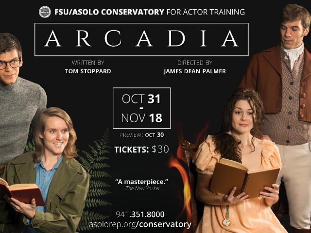 FSU/Asolo Conservatory Presents ARCADIA