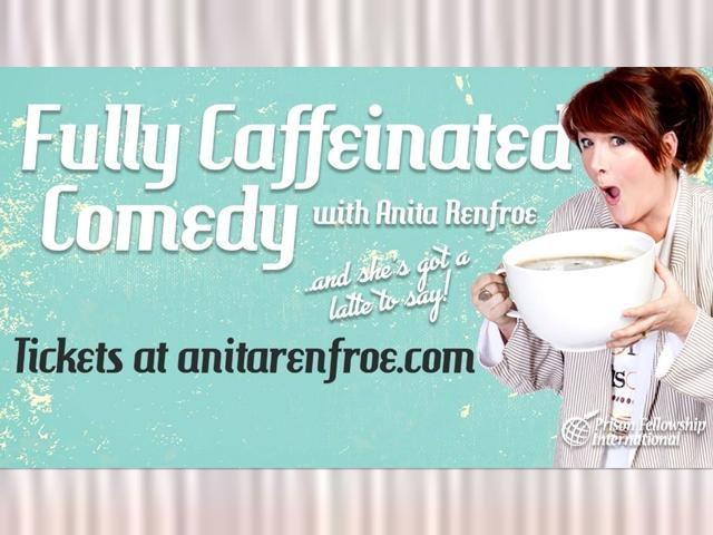 Fully Caffeinated Comedy Tour