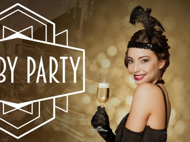 GATSBY PARTY & FIVE COURSE WINE DINNER AT GROVE