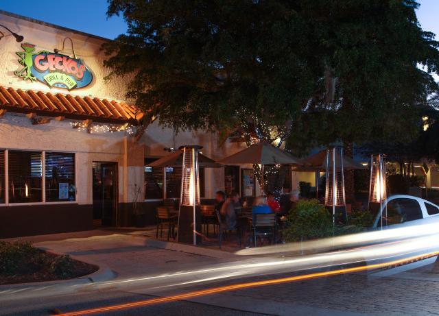Gecko's Grill & Pub in Southside Village