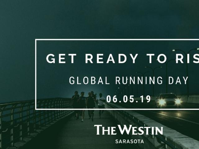 Global Running Day at The Westin Sarasota