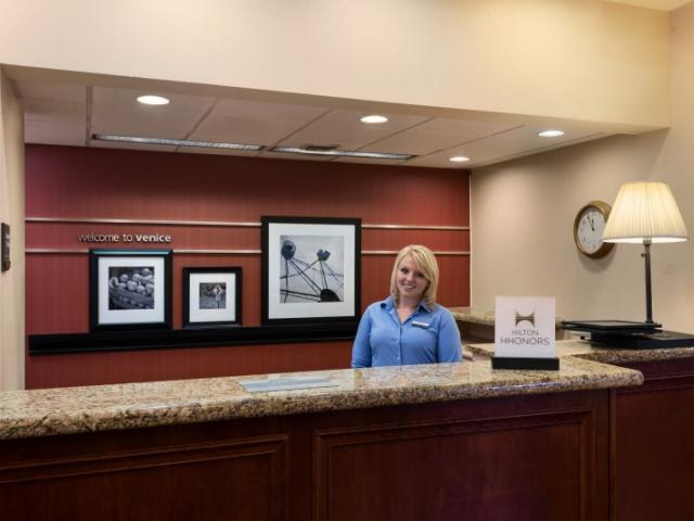 A Warm Welcome Awaits - Checking in? We're ready!