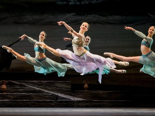 """HD at the Opera House presents """"Le Corsaire"""""""
