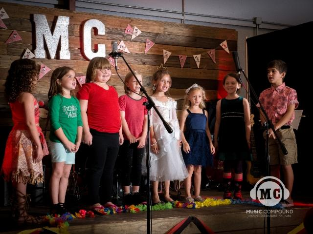 Holiday Camp at Music Compound