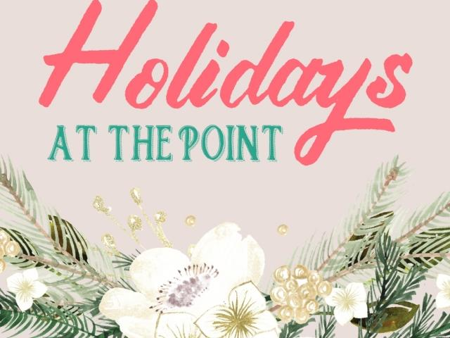 Holidays at The Point: Holiday Romance