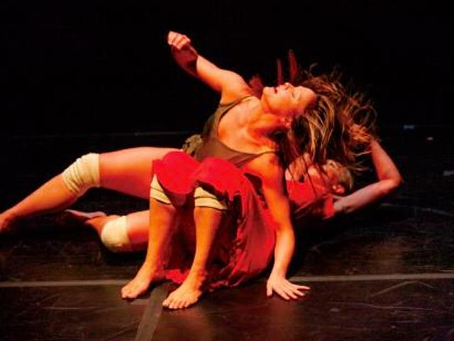 In The Round - Sarasota Contemporary Dance