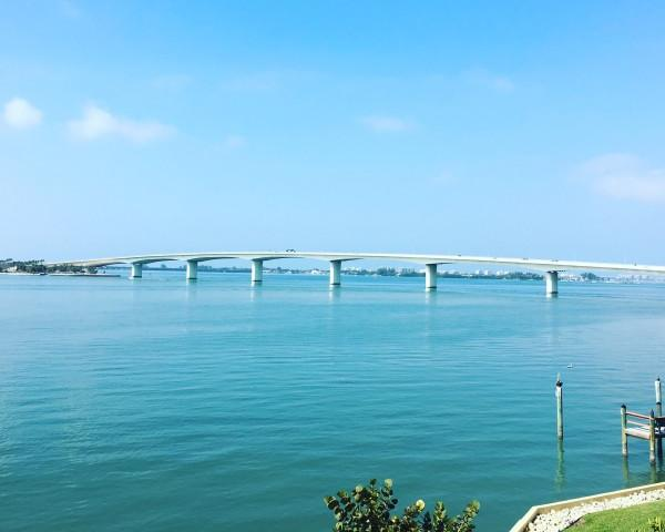 Ringling Bridge - As Sarasota continues to evolve and shapes its future, the Ringling Bridge is a symbol of the strong connections infiltrating our passions and commitment to achieving our community initiatives.