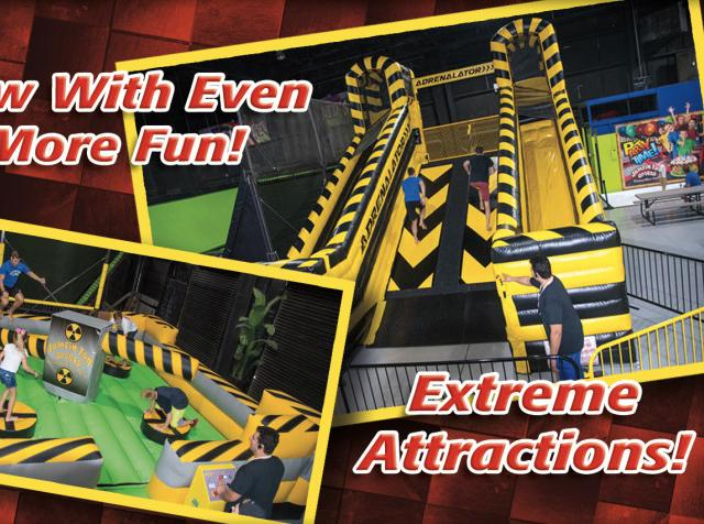 Extreme Attractions