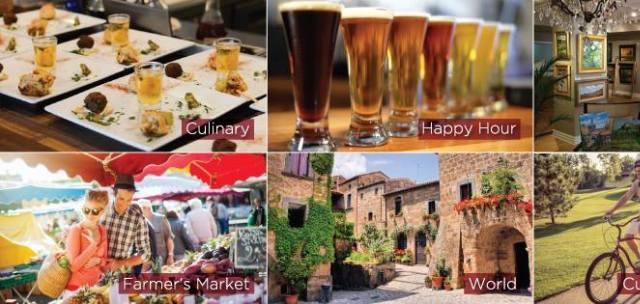 Food, drink, shopping, history! - Join our professional guides on one of our many tours!