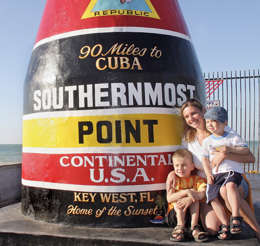 Southernmost Buoy