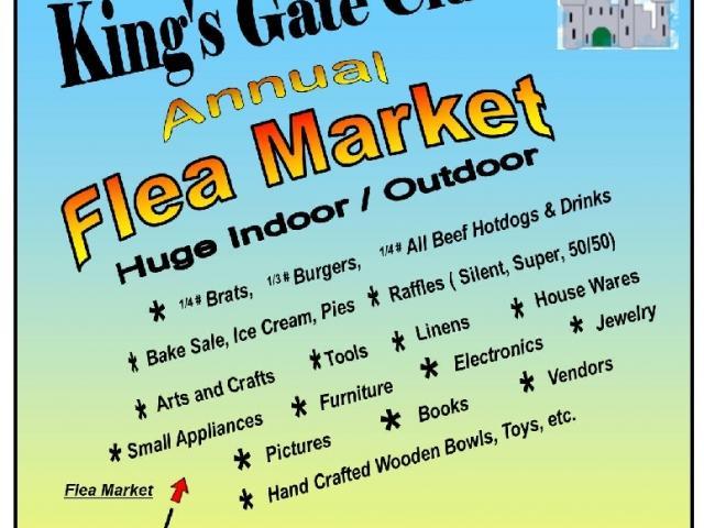 flea market, coins, stamps, garage sale