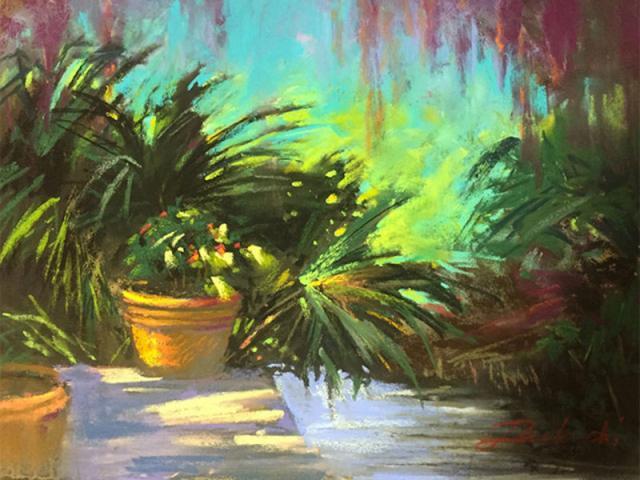 "Artist: Linda Richichi - ""By the Lagoon"""