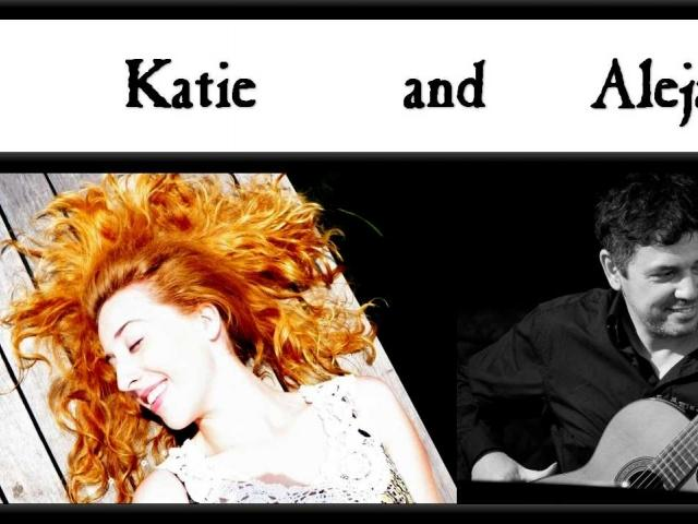 Live in the Lounge: Katie & Alejandro