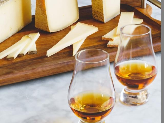Macallan Whisky & Cheese Tasting At GROVE