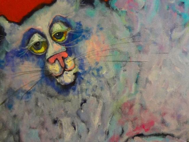 6108_640x480.jpg - The Two Cats by Nedobeck On Exhibit Through May 30th