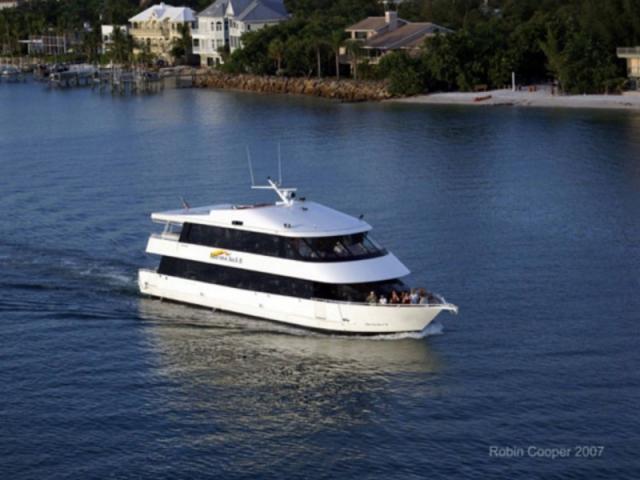 1115_640x480.jpg - Marina Jack II Sightseeing Cruises daily on Intracoastal Waterway of Sarasota