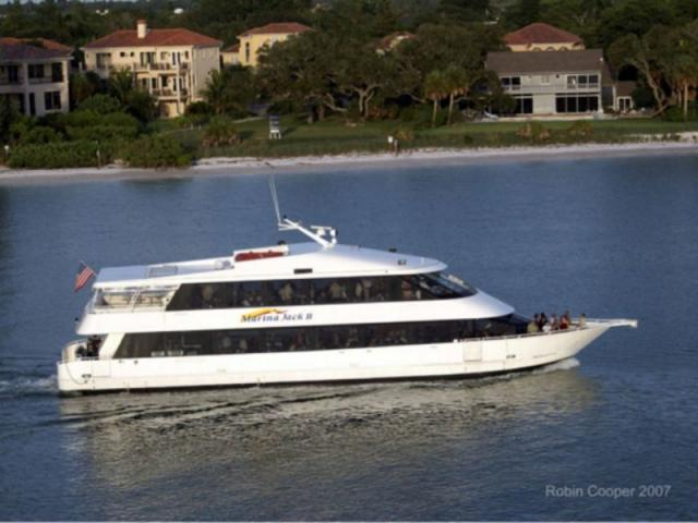 1116_640x480.jpg - Marina Jack II featuring daily Sightseeing Lunch and Sunset Dinner Cruises on Sarasota Bay