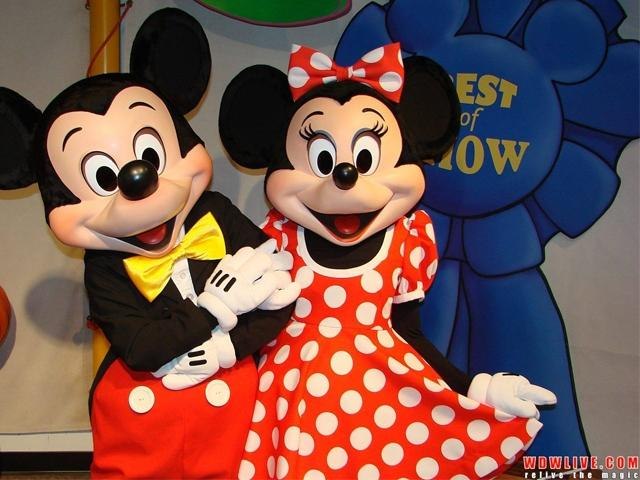 Mr. and Mrs. Mouse Toddler Time