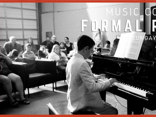 Music Compound Formal Recital