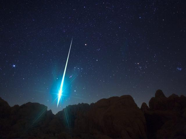 Observe the Geminid Meteor Shower from the Celery Fields