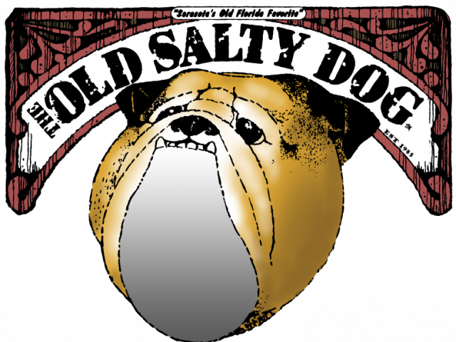 Old Salty Dog Logo - Color Logo